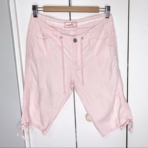 Angels Women's Junior Pink Shorts Pants Size 9